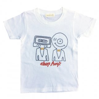 <img class='new_mark_img1' src='//img.shop-pro.jp/img/new/icons40.gif' style='border:none;display:inline;margin:0px;padding:0px;width:auto;' />【30%off】 deep funk T-Shirt / white / Soulsmania