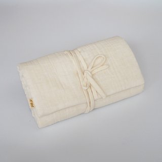 travel changing pad double saloo / natural / Numero74