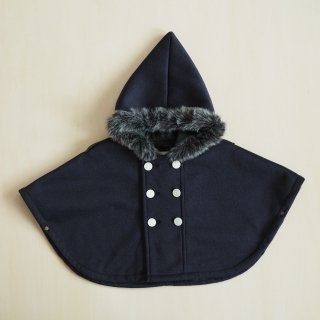 freece baby mantle / navy / eLfinFolk