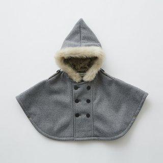 eLfinFolk<br>freece baby mantle<br>gray