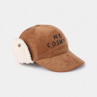 WE COSMOS sheepskin cap / BOBO CHOSES