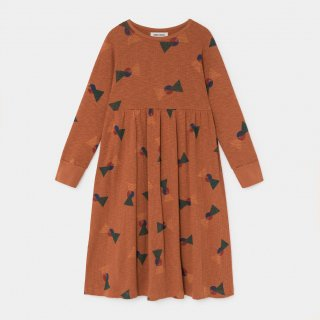 all over flags jersey dress / BOBO CHOSES
