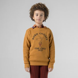 the moose sweatshirt / BOBO CHOSES