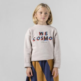 <img class='new_mark_img1' src='//img.shop-pro.jp/img/new/icons14.gif' style='border:none;display:inline;margin:0px;padding:0px;width:auto;' />we cosmos sweatshirt / BOBO CHOSES