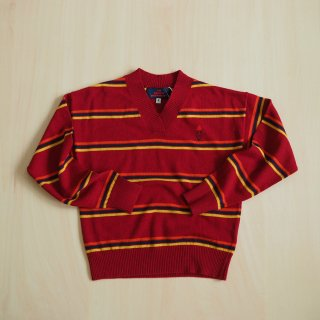 toucan kids sweater / maroon / The Animals Observatory