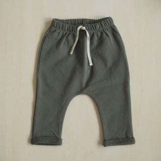 baby pants / moss / GRAY LABEL