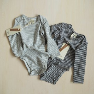 baby l/s onesie / GRAY LABEL
