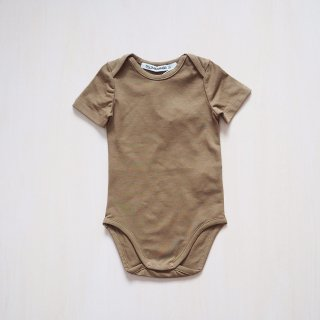 MINGO<br>bodysuit short sleeves<br>oak (1/2-1y,1-2y)