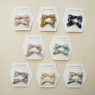 five/eleven<br>liberty bows<br>8colors