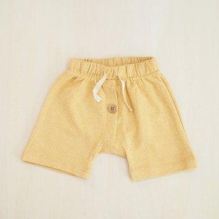 organic zoo<br>french terry shorts<br>sahara<br>(6-12m,1-2y,2-3y)