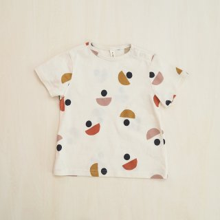 organic zoo<br>colours of the moon T-shirt<br>(6-12m,1-2y,2-3y)