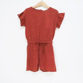 <img class='new_mark_img1' src='https://img.shop-pro.jp/img/new/icons14.gif' style='border:none;display:inline;margin:0px;padding:0px;width:auto;' />soft gallery<br>fairy jumpsuit<br>cinnabar<br>(4y,6y,8y,10y)