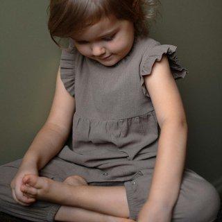 minimom<br>new nancy jumpsuit<br>mink<br>(1y,2y,3y,4y,5y)