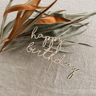 <img class='new_mark_img1' src='https://img.shop-pro.jp/img/new/icons14.gif' style='border:none;display:inline;margin:0px;padding:0px;width:auto;' />carpe diem<br>happy birthday cake topper