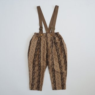 eLfinFolk<br>castle printed pants<br>beige<br>(90,100,110,120,130)
