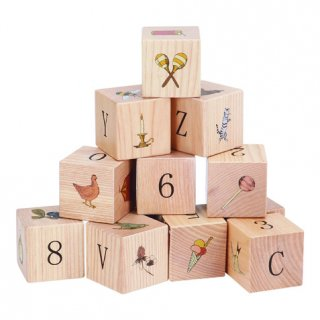 Konges Slojd<br>wooden blocks