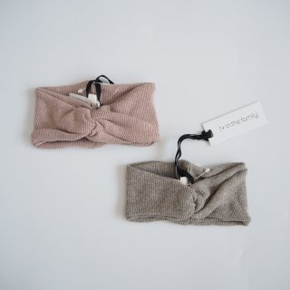 1+in the family<br>bandeau<br>beige / rose(one size)