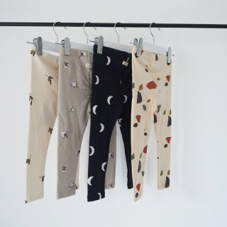 organic zoo<br>leggings<br>4colors(6-12m,1-2y,2-3y,3-4y)
