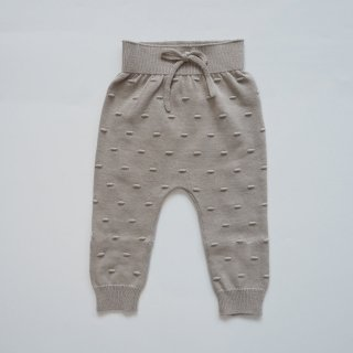 <img class='new_mark_img1' src='https://img.shop-pro.jp/img/new/icons14.gif' style='border:none;display:inline;margin:0px;padding:0px;width:auto;' />QUINCY MAE Drop1<br>knit pant<br>fog(6-12m,12-18m,18-24m,2-3y)