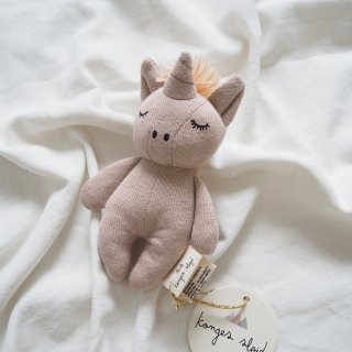 <img class='new_mark_img1' src='https://img.shop-pro.jp/img/new/icons14.gif' style='border:none;display:inline;margin:0px;padding:0px;width:auto;' />Konges Slojd<br>mini unicorn