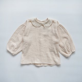 <img class='new_mark_img1' src='https://img.shop-pro.jp/img/new/icons14.gif' style='border:none;display:inline;margin:0px;padding:0px;width:auto;' />tocoto vintage<br>bobo collar blouse<br>off-white<br>(2y,3y,4y,6y)