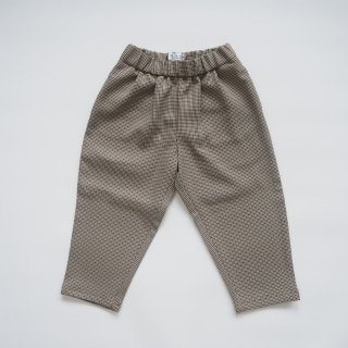 <img class='new_mark_img1' src='https://img.shop-pro.jp/img/new/icons14.gif' style='border:none;display:inline;margin:0px;padding:0px;width:auto;' />EAST END HIGHLANDERS<br>lounge pants<br>brown<br>(100,110,120)