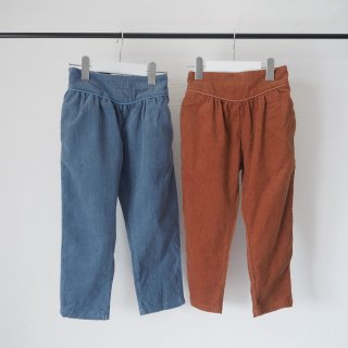 <img class='new_mark_img1' src='https://img.shop-pro.jp/img/new/icons14.gif' style='border:none;display:inline;margin:0px;padding:0px;width:auto;' />little cotton clothes<br>aris trousers<br>blue / clay<br>(2-3y,3-4y,4-5y,5-6y)