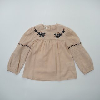 <img class='new_mark_img1' src='https://img.shop-pro.jp/img/new/icons14.gif' style='border:none;display:inline;margin:0px;padding:0px;width:auto;' />BONHEUR DU JOUR<br>embroidery blouse~violette~<br>nude<br>(2y,4y,6y)