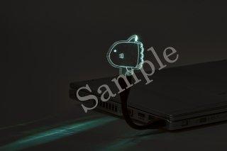 南圭介デザイン LEDアームライト 『マンボウ』