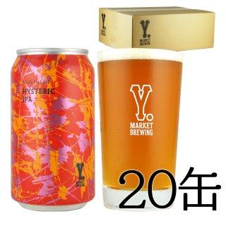 Y.MARKET Hysteric IPA ヒステリック IPA 20缶