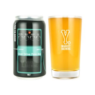 Y.MARKET Over Drive Pale Ale オーバードライブペールエール<img class='new_mark_img2' src='https://img.shop-pro.jp/img/new/icons1.gif' style='border:none;display:inline;margin:0px;padding:0px;width:auto;' />