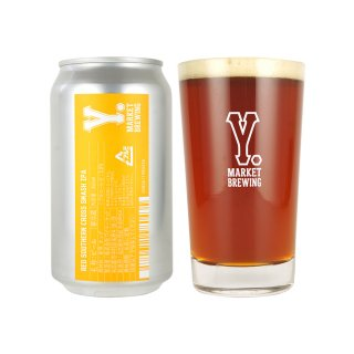Y.MARKET Red Southern Cross SMaSH IPA 赤い南十字星 SMaSH IPA