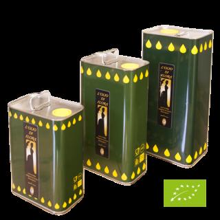 エキストラバージンオリーブオイル 南イタリア産  業務用缶
