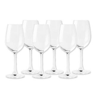 ワイングラスセット ポラリス ホワイトワイン 6脚