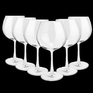 ワイングラスセット ブルゴーニュ 6脚