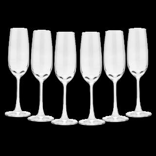 ワイングラスセット フルートシャンパーニュ 6脚