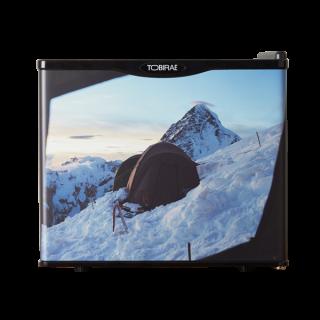 石川直樹 写真家 「K2 from Broad Peak / 2015」 17リットル小型冷蔵庫