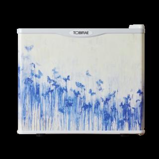 大竹寛子 日本画家 「Flowing instant vol.2」 17リットル小型冷蔵庫