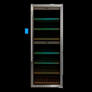 【2019年9月中旬発送】ワインセラー 2層式120-140本 CachetteSecrete S-Class