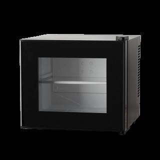 【予約:2019年12月末入荷予定】10リットル型コスメ用ディスプレイ冷蔵庫 Peltism