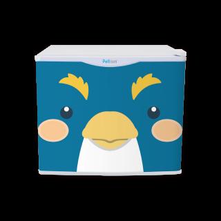 フリフリッジZOO ペンギン 17リットル型小型冷蔵庫