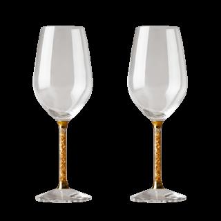 ギフトペアワイングラス Armand Gold 2脚セット