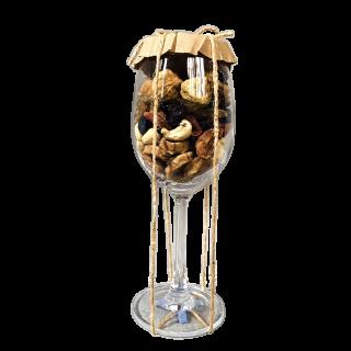 マハラジャ・フルーツアソート・ワイングラス  Maharaja Fruits Assortment Wineglass