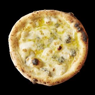 冷凍ピザ ピザ山 「チーズ山」 (クワトロ・フォルマッジ)
