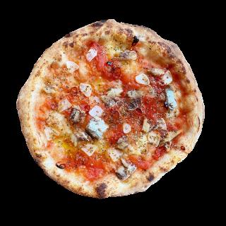 冷凍ピザ ピザ山 「あんちょび山」 (アンチョビのピザ)