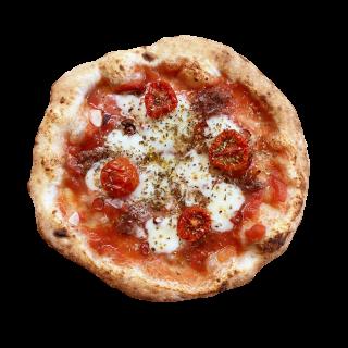 冷凍ピザ ピザ山 「山頂のあんちょび」 (アンチョビのプレミアムピザ)