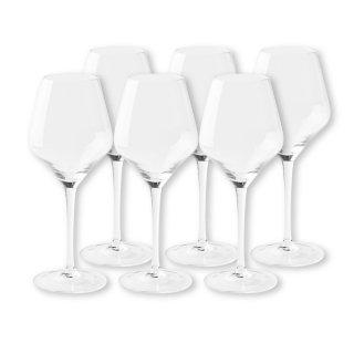 【2021年1月入荷予定】 ワイングラスセット ヴェガ  ホワイトワイン 6脚