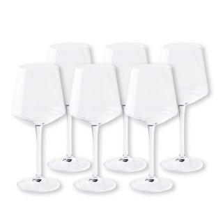 【2021年1月入荷予定】  ワイングラスセット アンタレス  ホワイトワイン 6脚