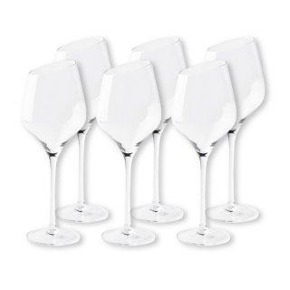 【2021年1月入荷予定】 ワイングラスセット ミラ  ホワイトワイン 6脚
