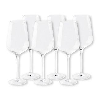 【2021年1月入荷予定】  ワイングラスセット カシオペア レッドワイン 6脚